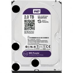 HDD 2000 GB (2 TB) SATA-III Purple (WD20PURX)